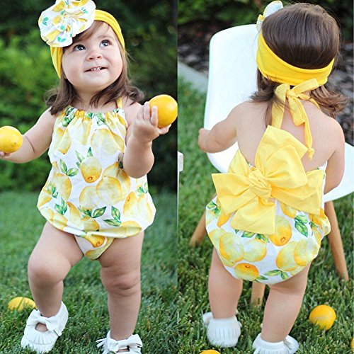 159d95193182 Currently that you are studying among my personal article concerning  Newborn Baby Girl Floral Bodysuit Summer Halter Backless ...
